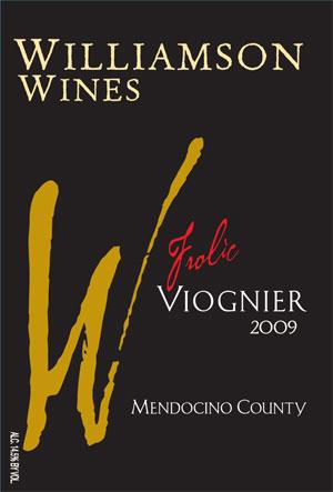 Frolic Viognier 2009