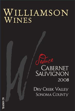 Seduce Cabernet Sauvignon 2008