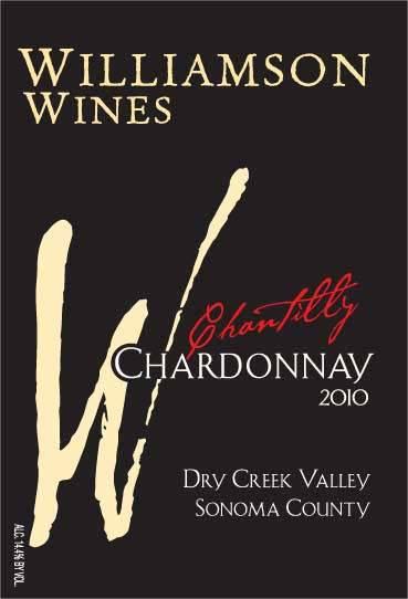 Chantilly Chardonnay 2010