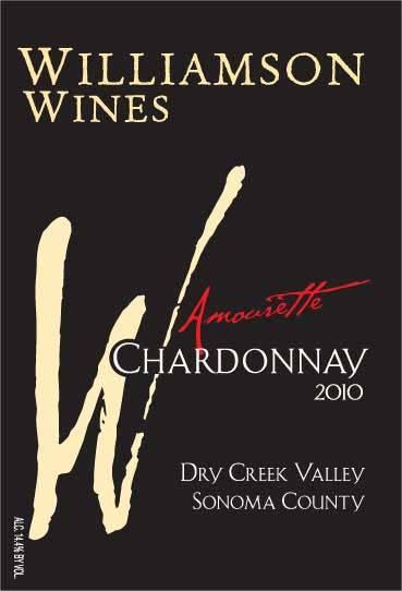 Amourette Chardonnay 2010