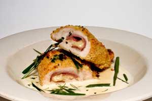 Chicken Cordon Bleu