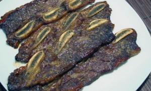 Kalbi - Flanken-Style Beef Short Ribs