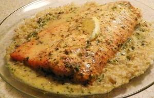 Harvest Celebration Grilled Salmon