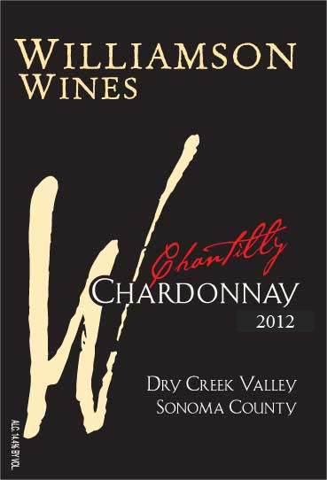 Chantilly Chardonnay 2012