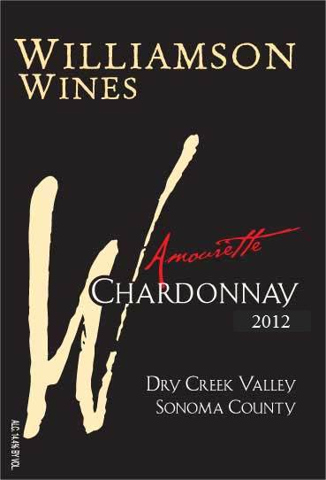 Amourette Chardonnay 2012