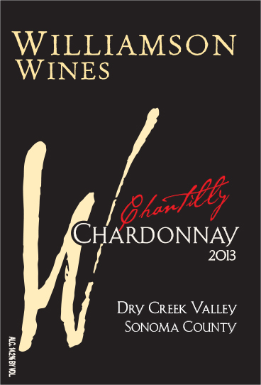 Chantilly Chardonnay 2013