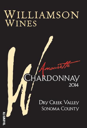 Amourette Chardonnay 2014