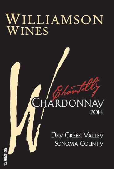 Chantilly Chardonnay 2014