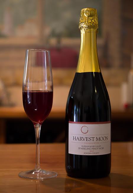 Estate Dry Sparkling Pinot Noir Rouge 2013