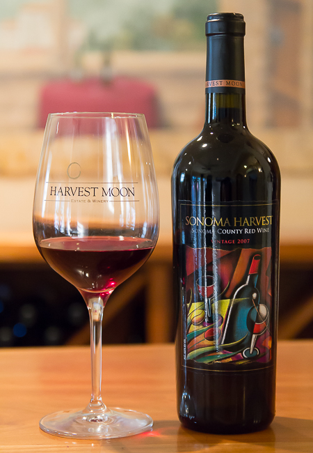 Sonoma Harvest Proprietary Blend 2007