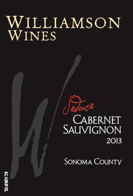 Seduce Cabernet Sauvignon 2013