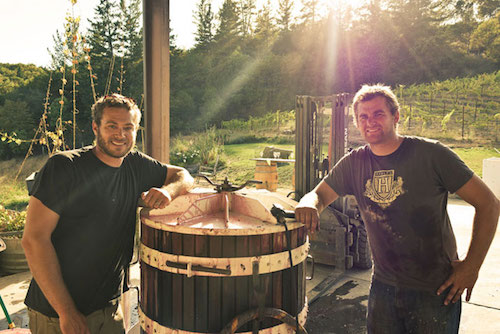 FAMILY WINEMAKERS <br><small>Learn about the next generation making wine at Hawley</small>