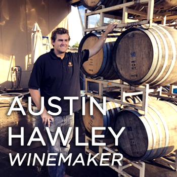 AustinHawley working on barrels