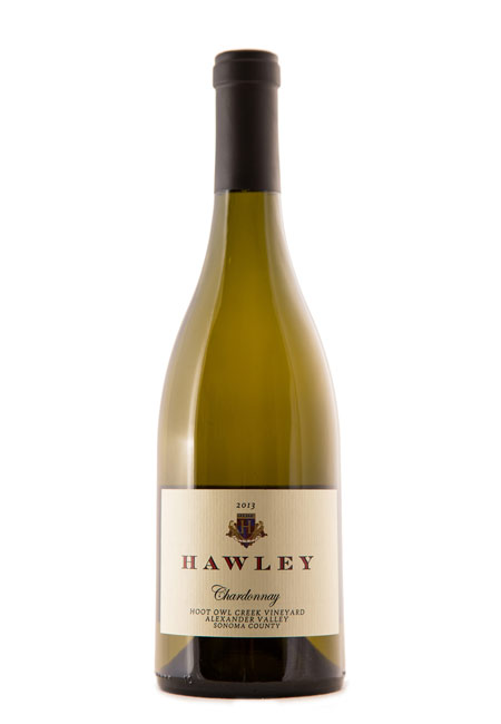 2013 Chardonnay, Hoot Owl Creek Vineyard
