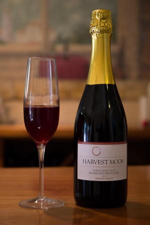 Dry Sparkling Pinot Noir 2010