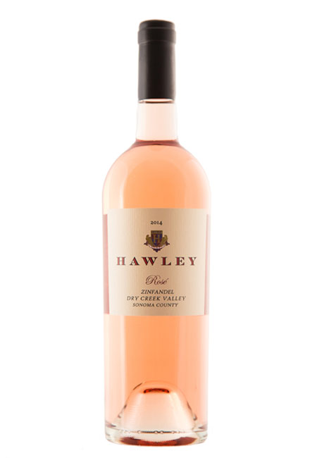 2015 Rosé, Dry Creek Valley