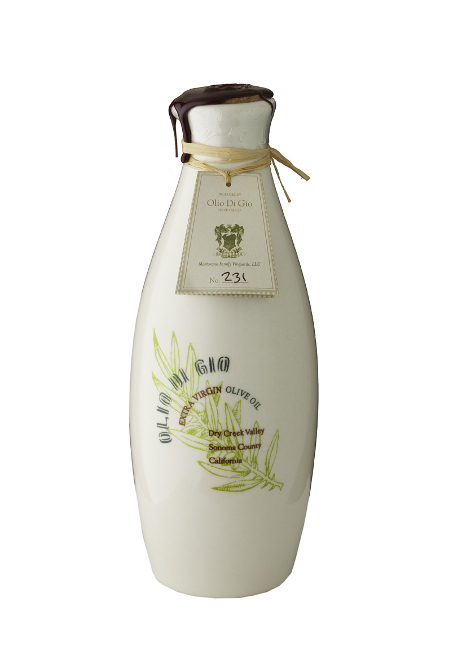 Olio di Gio Olive Oil - 500 mL ceramic