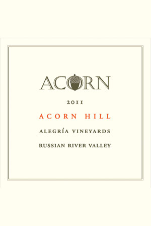 2011 Acorn Hill®  Alegría Vineyards
