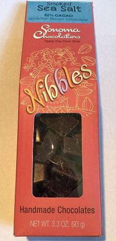 Sonoma Chocolatiers Nibbles
