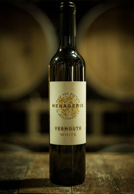 2016 Menagerie White Vermouth