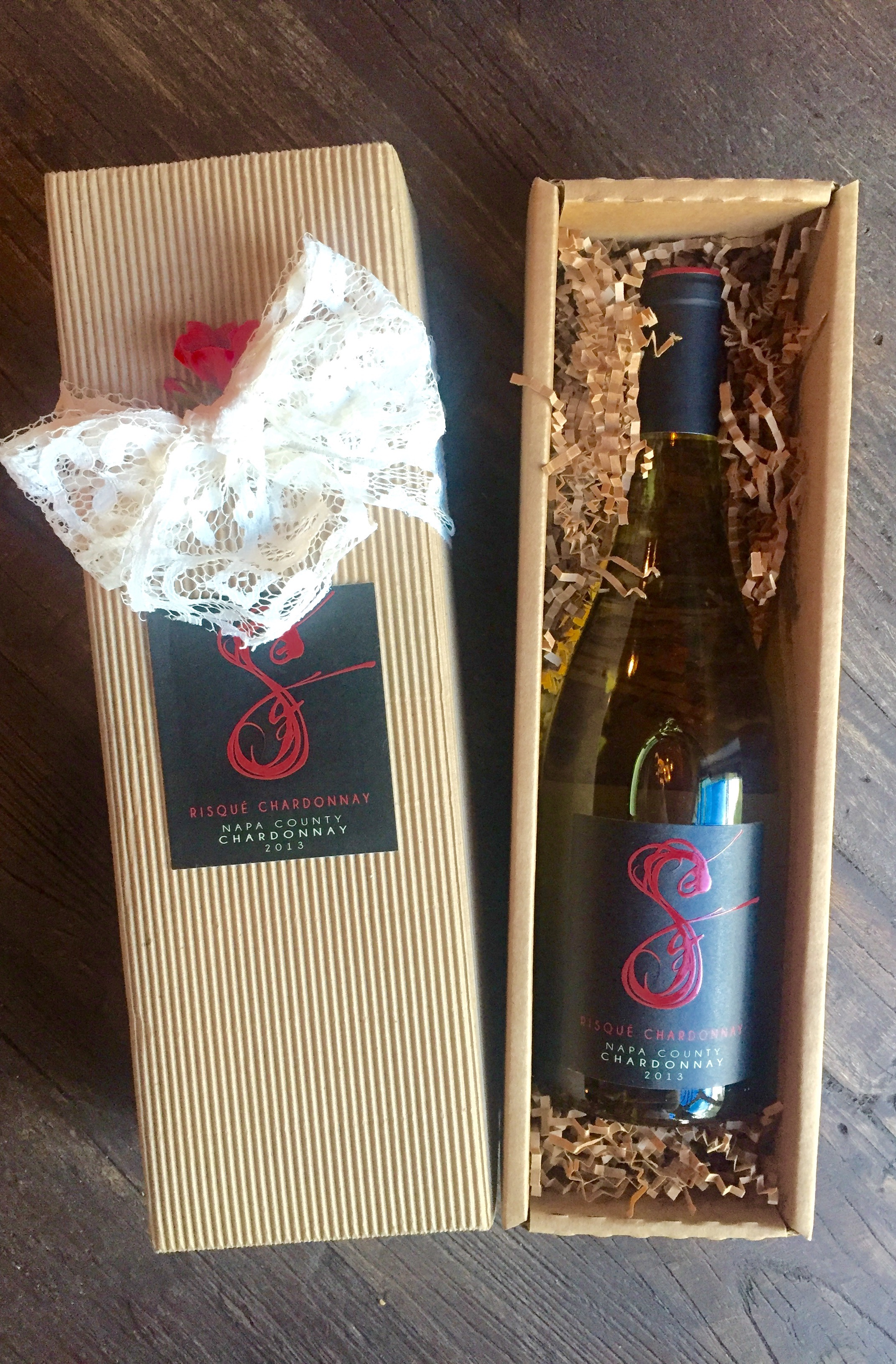 Single Bottle Gift Package