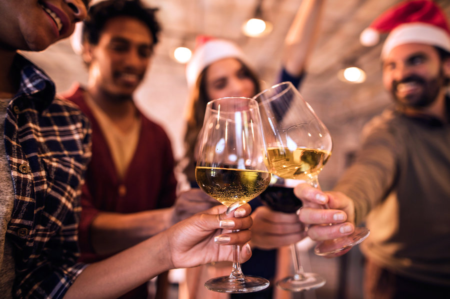 Winter Wine Club Pick-Up Party