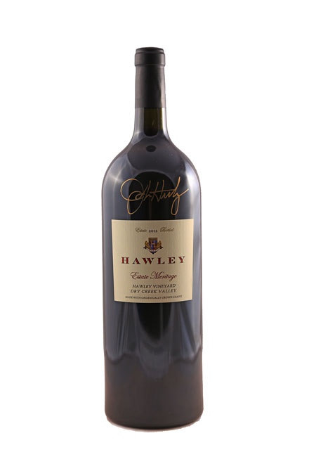 2012 Estate Meritage, Hawley Vineyard 1.5L Magnum