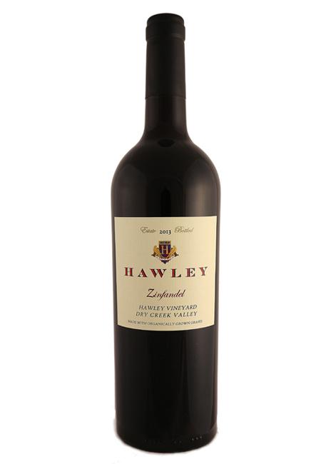 2014 Estate Zinfandel, Hawley Vineyard 3L Dbl. Magnum