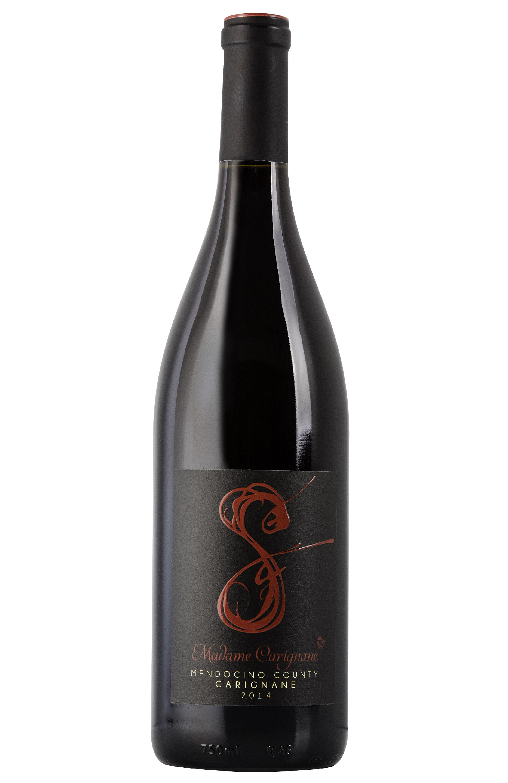 2014 Madame Carignane Mendocino County (SOLD OUT)