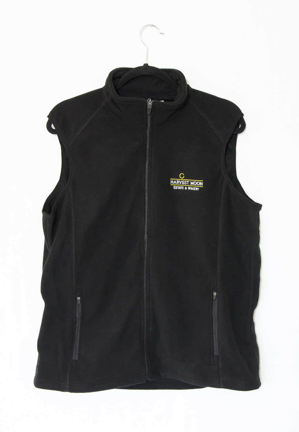 Clothing - Men's Black Vest