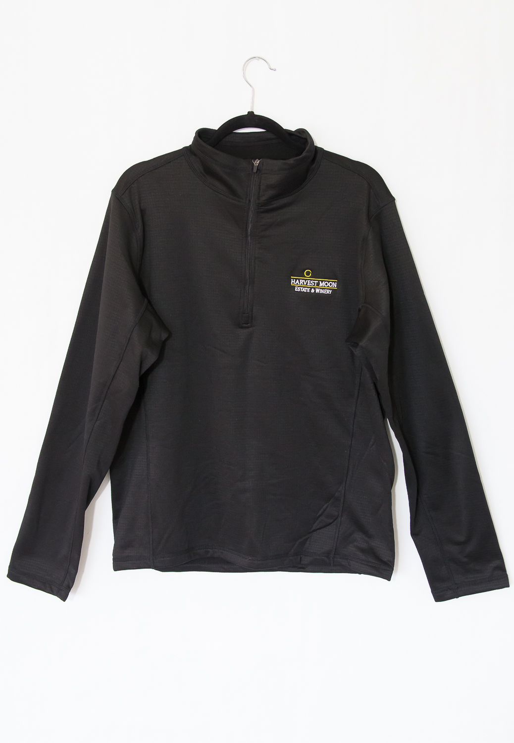 Clothing - Black Pullover