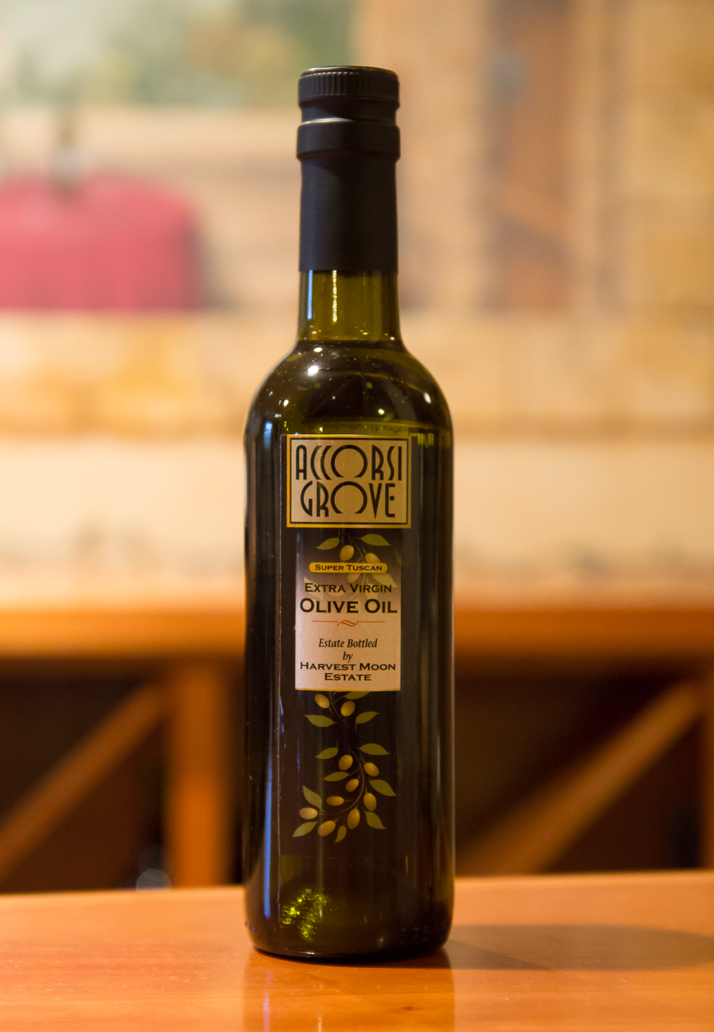 Accorsi Grove Estate Olive Oil