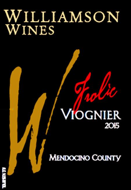Frolic Viognier 2015