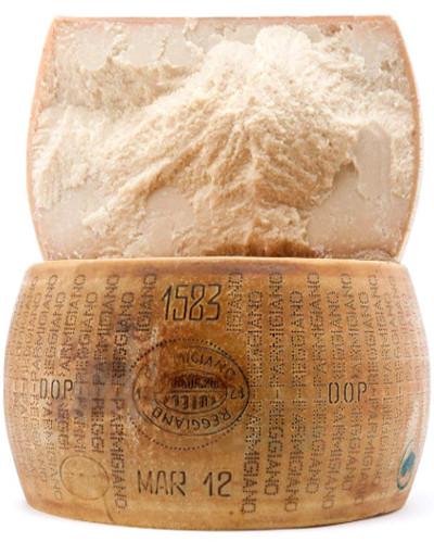 Parmigiano Reggiano Vacche Bianche