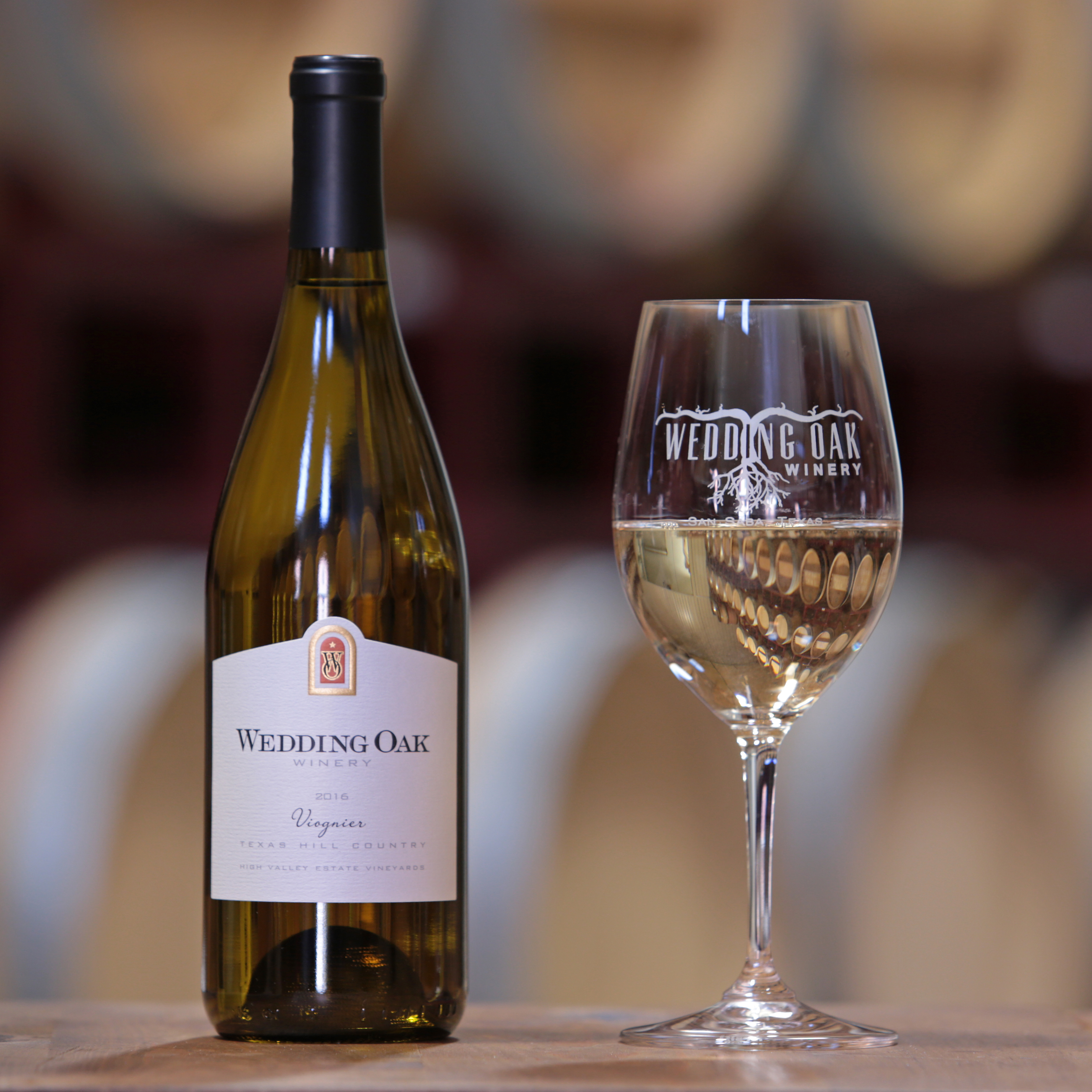 Viognier High Valley Vineyards 2016