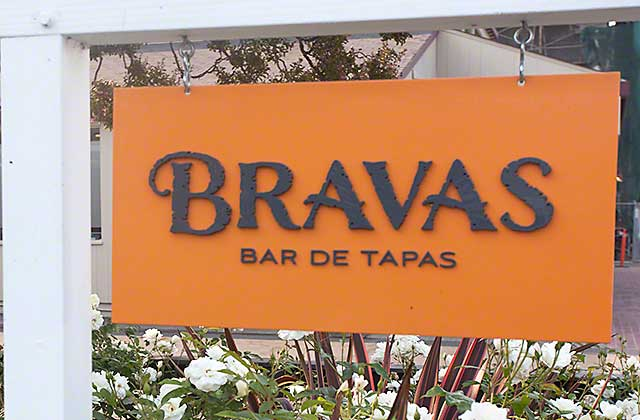 Family Dinner at Bravas