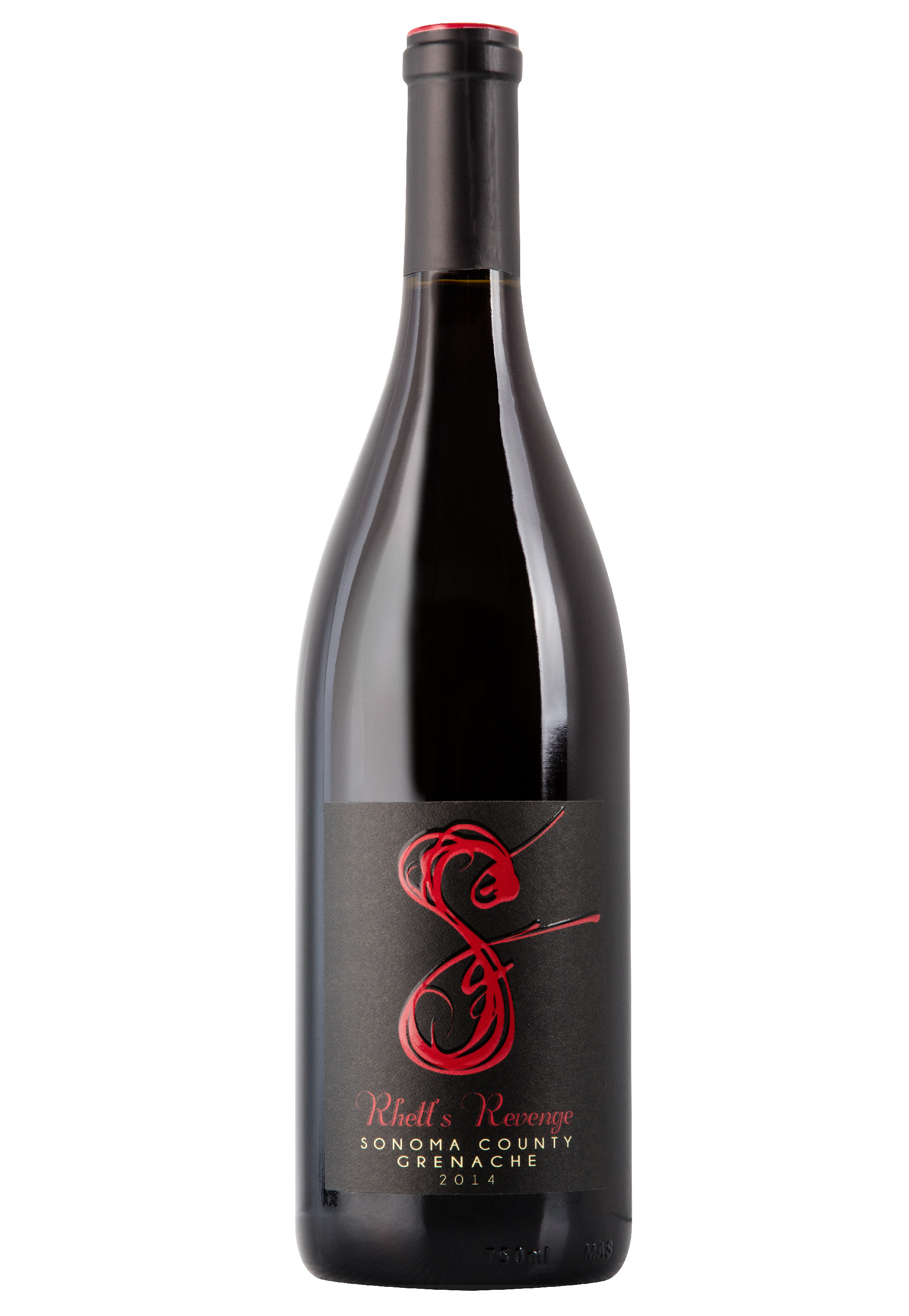 2014 Rhett's Revenge Grenache Sonoma County (SOLD OUT)