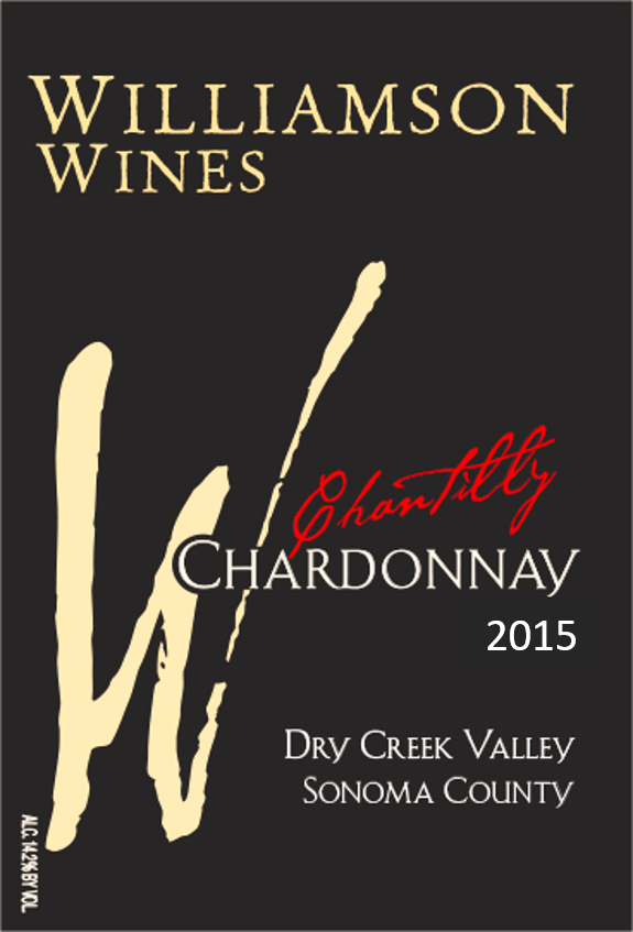 Chantilly Chardonnay 2015