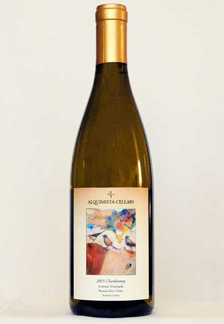 2015 Lorenzo Chardonnay