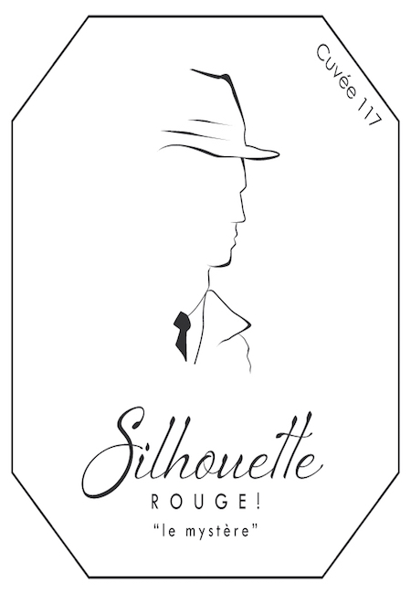 Silhouette Rouge #117, Non-Vintage Red Blend