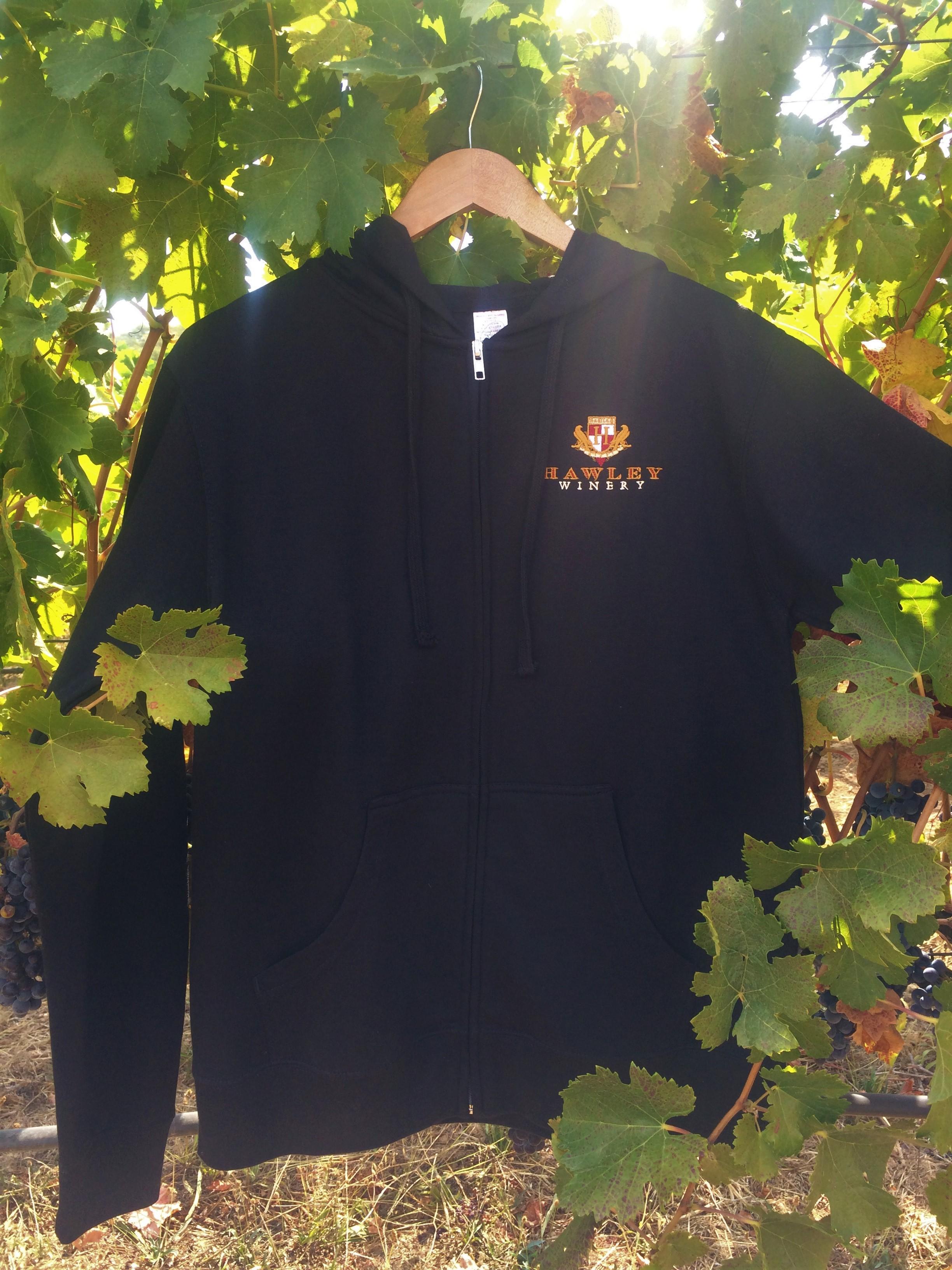 Hawley Zip-Up Sweatshirt