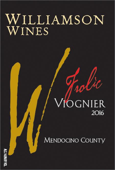 Frolic Viognier 2016
