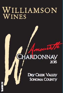 Amourette Chardonnay 2015