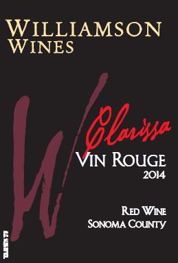 Clarissa Vin Rouge 2014