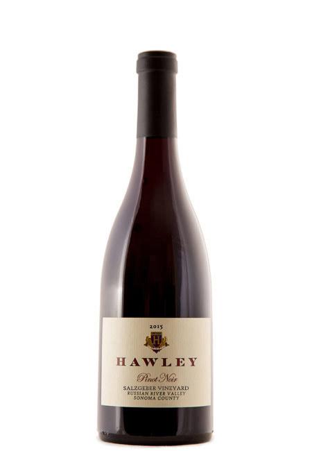 2015 Pinot Noir, Salzgeber Vineyard