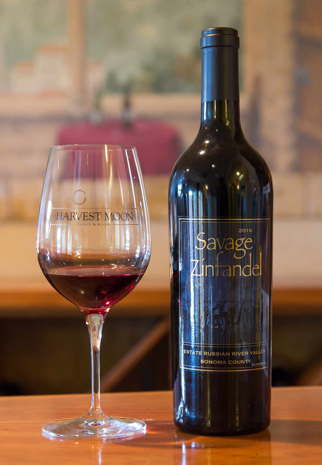 Savage Zinfandel 2016