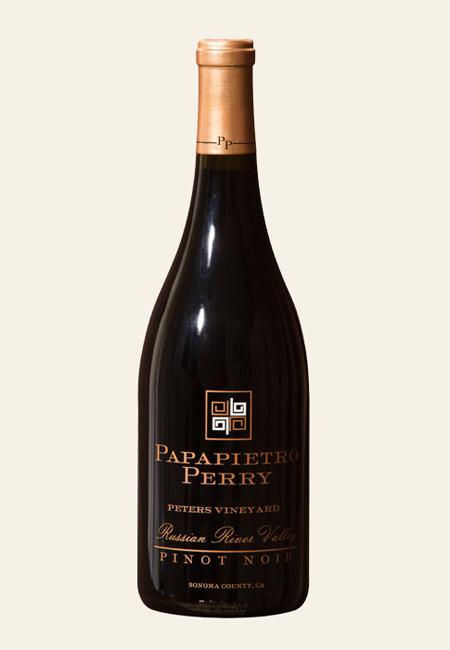 2016 Peters Vineyard ~ Pinot Noir ~ Russian River Valley ~  750 ml