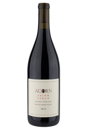 2015 Axiom® Syrah Alegría Vineyards