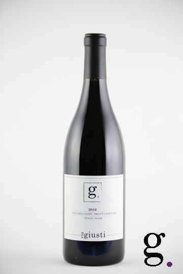 2012 Sonoma Coast - Pratt Vineyard Pinot Noir