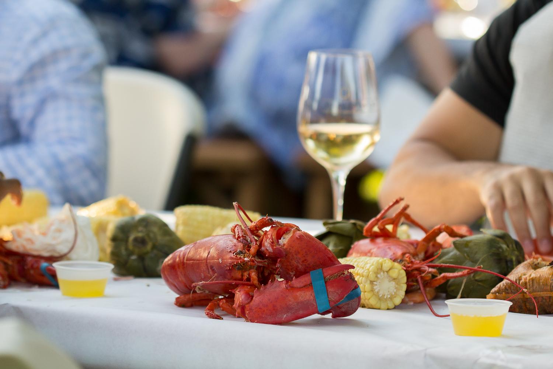 Lobster Feed Wine Club